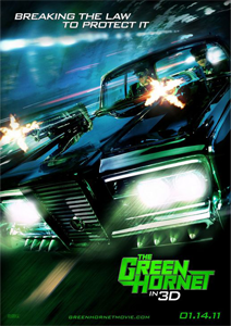 The Green Hornet Filmes Torrents